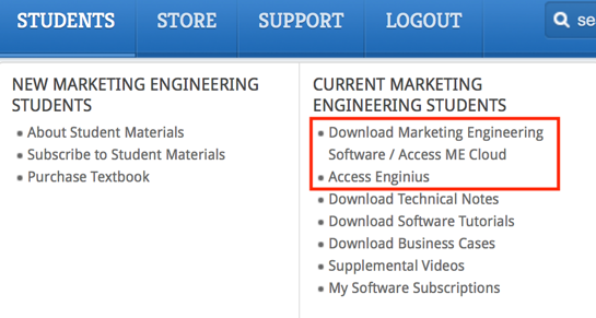 student software access