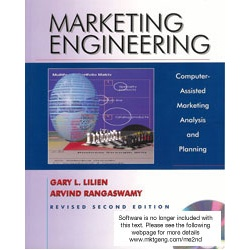 Marketing Engineering Revised 2nd Edition